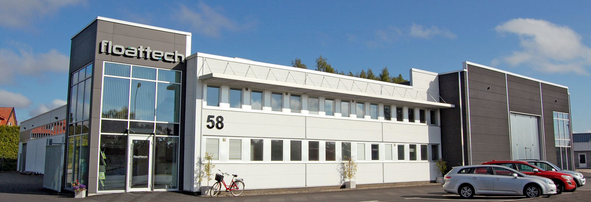 Floattech Sweden AB - Office and factory
